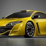 Engine sound : Renault Megane Trophy V6… Vade retro !