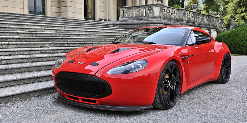 Aston Martin V12 Zagato… Son et lumière sous le signe du Z !