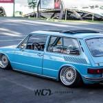 Bagged VW Brasilia - Tudo bem !