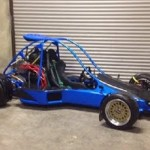 James Carroll's Drift Buggy - Un jouet extra...