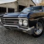 Buick Skylark Gran Sport… Big block, Cragar et rock'n roll !