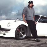 La Datsun 240 Z de Sung Kang… The Best of Show !
