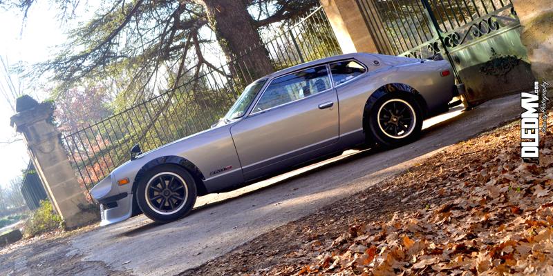 Datsun 260… L'ombre du Z !