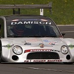 Hillclimb Monster : Fiat 500 Abarth V8... Mi pot de yaourt, mi proto !