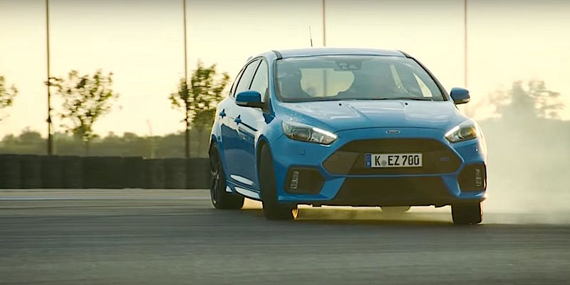Ford RS Anthem – Block réalise son rêve !
