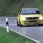 "Lancia Delta HF Integrale Evo 2 ""Giallo Ginestra""… Ca c'est du nom !"