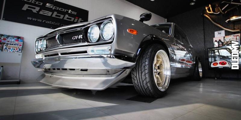 Nissan KPGC10 – C'est l'histoire d'un mec…