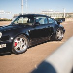 Porsche 964 Turbo... Divinement divine !