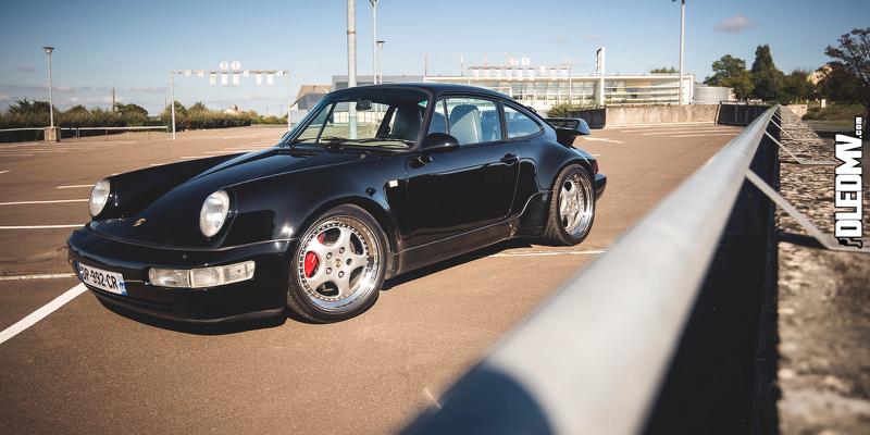 Porsche 964 Turbo… Divinement divine !