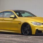 Bagged BMW M4 - Ça se passe comme ça chez Incurve !