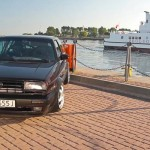Golf mk2 VR6 Turbo - 6 cylindres en pschiiiiit !