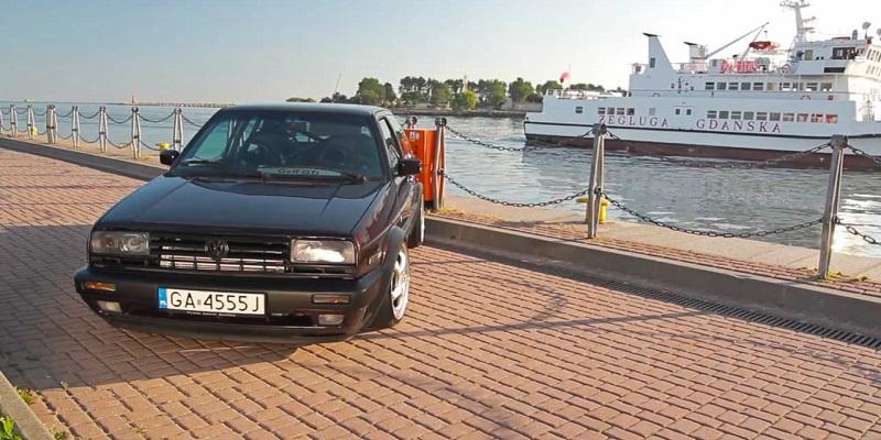 Golf mk2 VR6 Turbo – 6 cylindres en pschiiiiit !