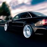 Audi RS4 B5, 1100ch et du tonnerre !