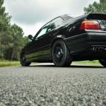 BMW 320i E36… La menace fantôme !