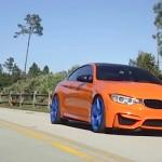 BMW M4 Incurve – Go Broncos !