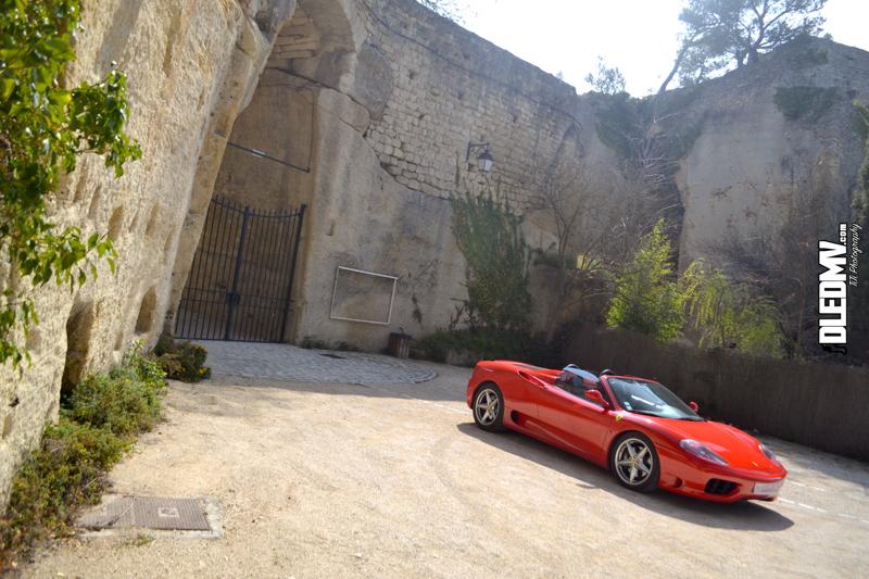 Ferrari 360 Modena Spider... V8 en Dolby Surround ! 5