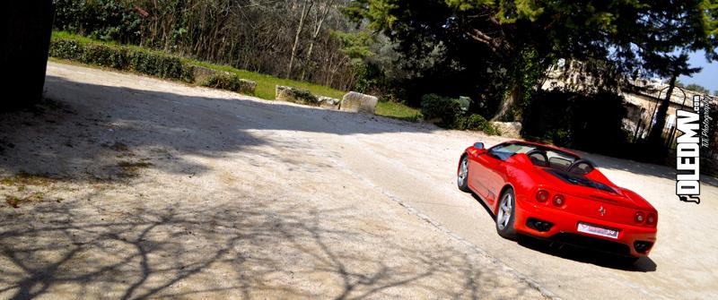 DLEDMV - Ferrari 360 Spider VDR84 - 23