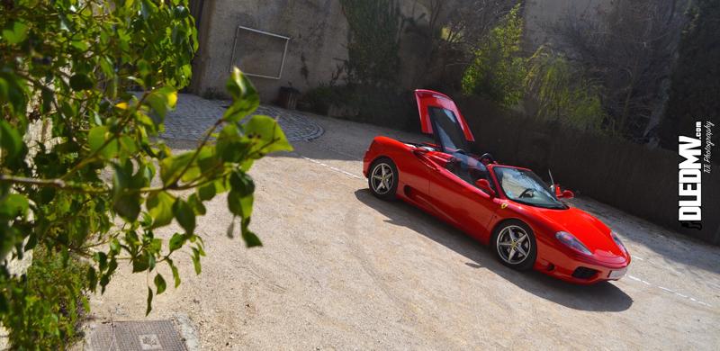 DLEDMV - Ferrari 360 Spider VDR84 - 24
