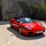 Ferrari 360 Modena Spider... V8 en Dolby Surround ! 9