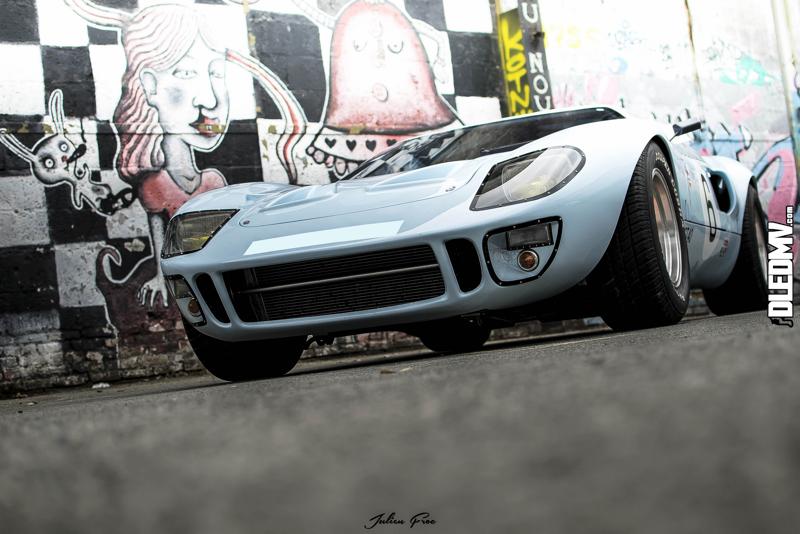 DLEDMV - Ford GT40 Julien F - 24