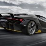 Genève 2K16 : Lamborghini Centenario LP770-4 2