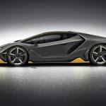 Genève 2K16 : Lamborghini Centenario LP770-4 1