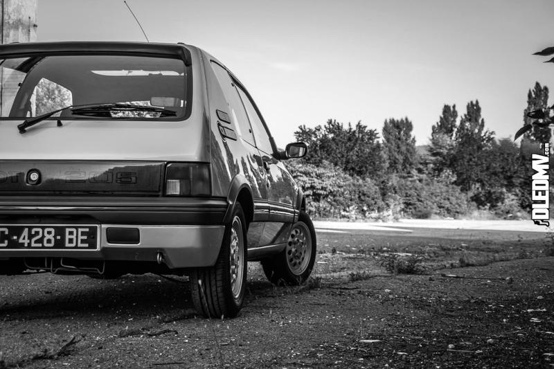 DLEDMV - Peugeot 205 GTI GB2S - 06