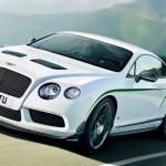 Bentley Continental GT3 R... Même une enclume peut crier !