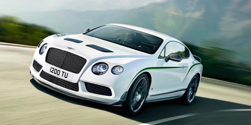 Bentley Continental GT3 R… Même une enclume peut crier !