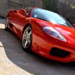 Ferrari 360 Modena Spider... V8 en Dolby Surround !