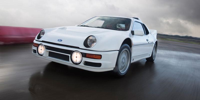 Ford RS200 Evolution… Des spéciales à la route !