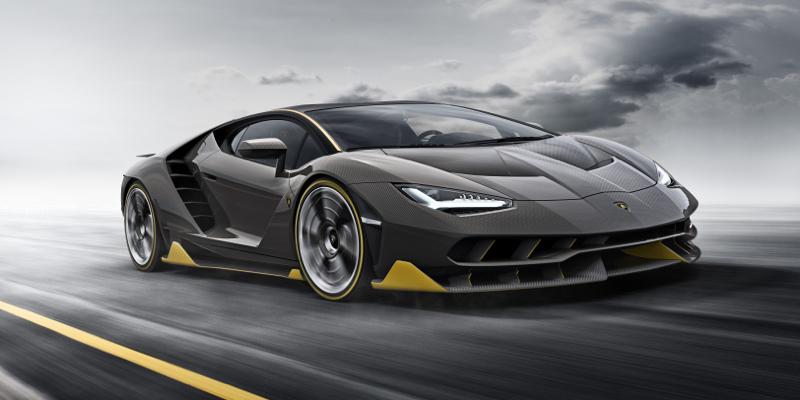 Genève 2K16 : Lamborghini Centenario LP770-4
