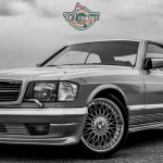 Mercedes 500 SEC, le cruiser Old School !