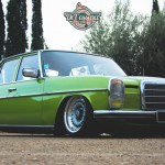 Mercos W115 Airride… Green Old School !