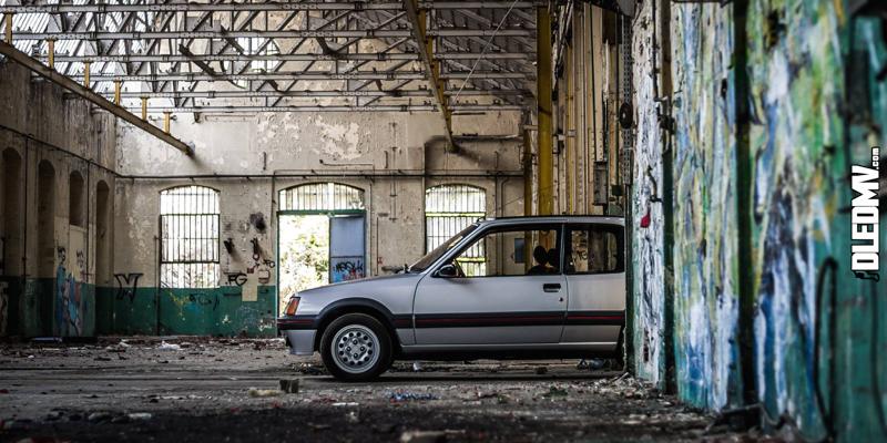 Peugeot 205 GTI 1.6 l… La reine, c'est elle !