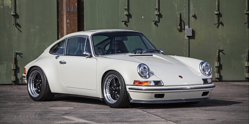 Porsche 911 Kaege – Restomod made in Germany