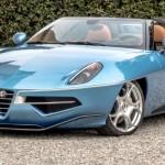Genève 2K16 - Alfa Romeo Disco Volante Spider - Juste un rêve...