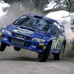 Compil' Subaru WRC 1998 - Attention Sol Glissant !