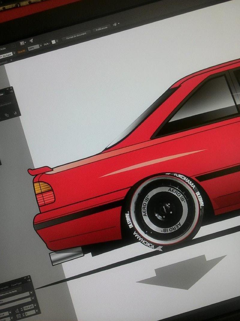 DLEDMV - Julien Graphikustom & Mazda - 01