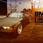 BMW E36 Cab Rocket Bunny - Mad Max prend le soleil !
