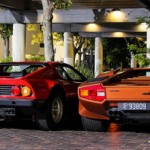 Ferrari 512 BB Vs Countach LP400 - Choisis ton camp !