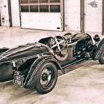 Alfa Romeo 6C 1750 SS - Mamie fait de la résistance !