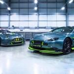 Aston Martin V8 Vantage GT8... Le chant du cygne !