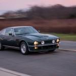 Aston Martin V8 Vantage X-Pack... British Bulldog !