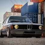 BMW E21 airride… La 318i de Pi'Air !