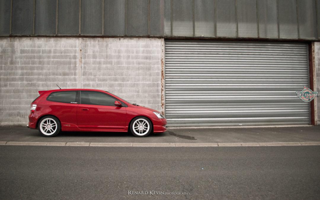 Honda Civic Type R… Virée en haute altitude !
