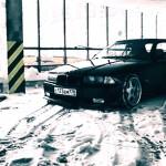 BMW E36 Cab' - Même pas froid !