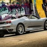 Ferrari F430 Spider… L'insolente !