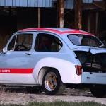Fiat 600 Abarth 1000 TCR... Boule de nerf !