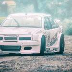 Hillclimb Monster : Ford Sierra RS500 Cosworth… Y'a pas que la vaseline qui glisse !